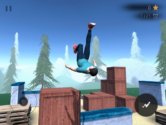 Parkour Flight 2 Screenshots