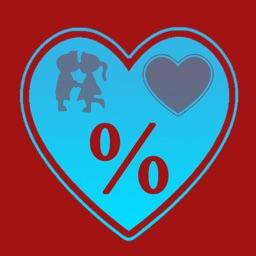 Love Calculator (Love Meter)