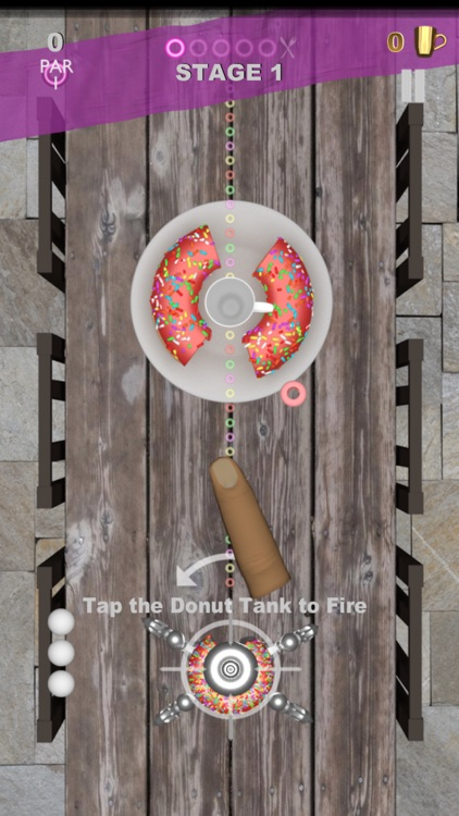 The Donut Game