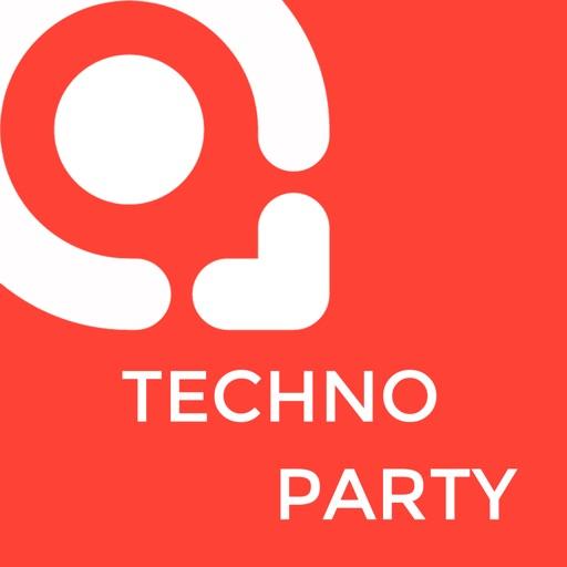 Techno Party by mix.dj iOS App