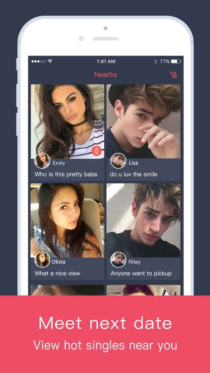 Naught Meet - Chat and Date