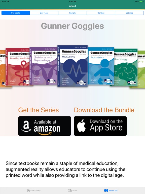 Gunner Goggles Family Medicine screenshot 8
