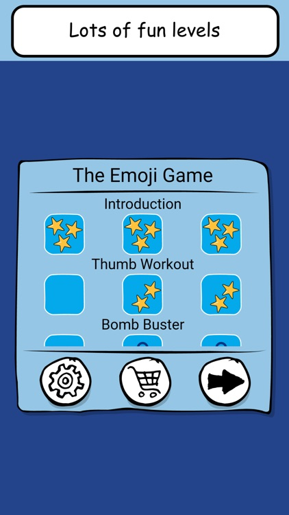 Emoji Game - Tap, jump, find food... and don't die screenshot-3