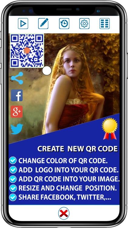 My QR Code All In One Pro screenshot-3