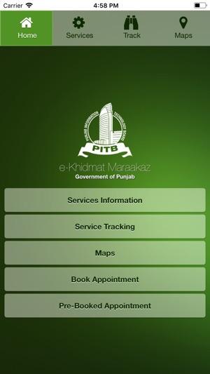 E-Khidmat Maraakaz on the App Store