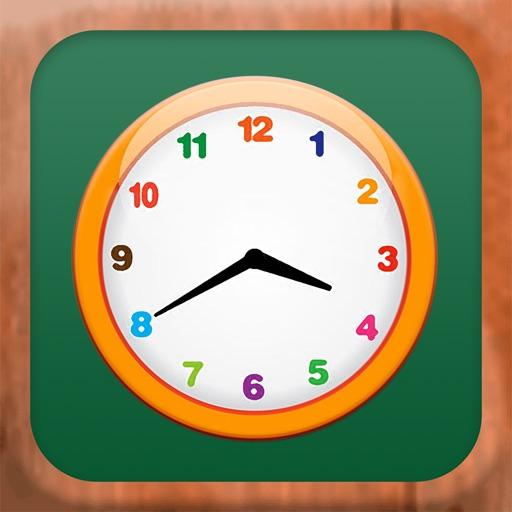 MathTappers: ClockMaster
