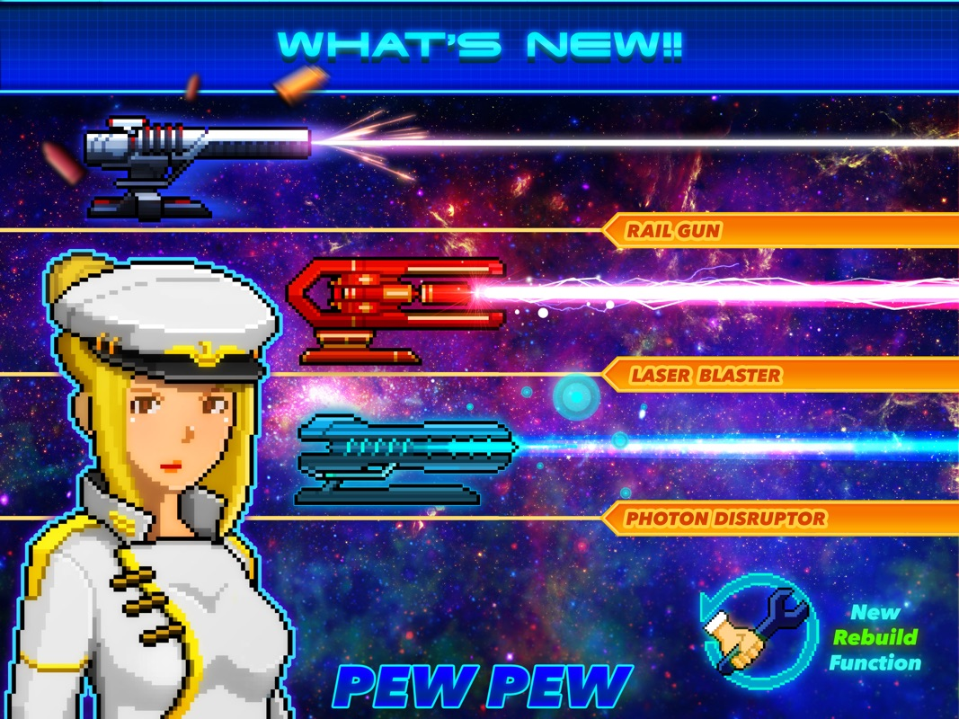 Pixel Starships™ Space MMORPG - Tips for Android & iOS Game