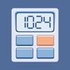 開発者電卓Pro (16進数 10進数 8進数 2進数)