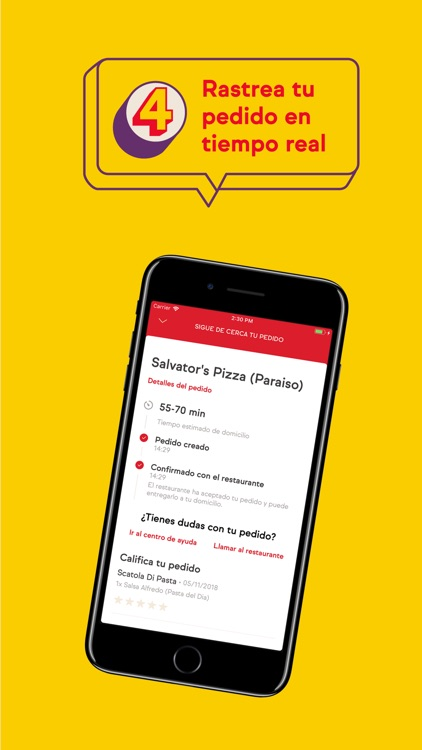 iFood Colombia screenshot-4