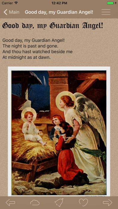 Catholic Short Prayers screenshot one