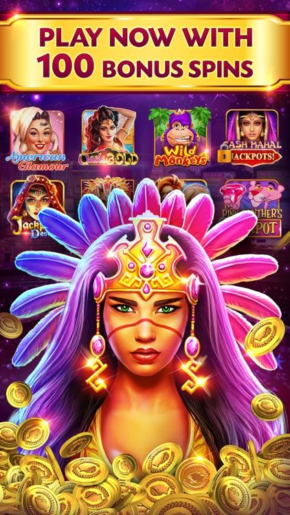Caesars Casino Official Slots screenshot-0