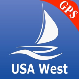 USA West GPS Nautical Charts
