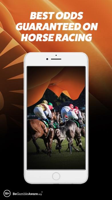 LeoVegas Sports Betting screenshot four