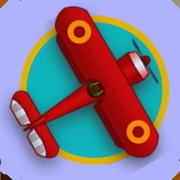 Planes Missiles - Go Simulator