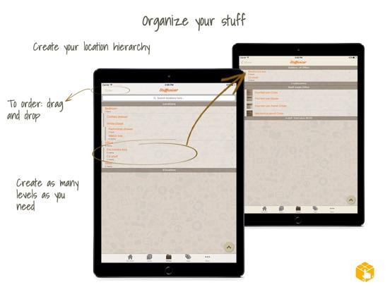 Screenshot #3 for Stuffanizer: home inventory