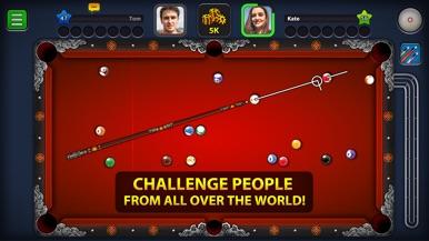 8 Ball Pool™ screenshot for iPhone