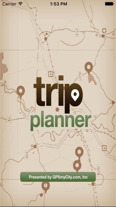 Trip Planner Proのおすすめ画像1