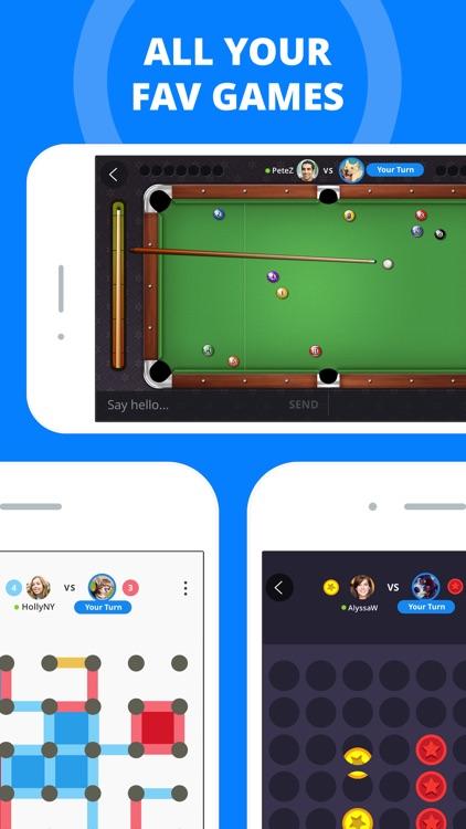 Plato: Games, Chat & Friends screenshot-0