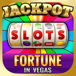 Fortune in Vegas Jackpots Slot