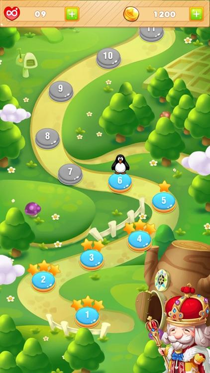 Bubble Shooter Emoji screenshot-3