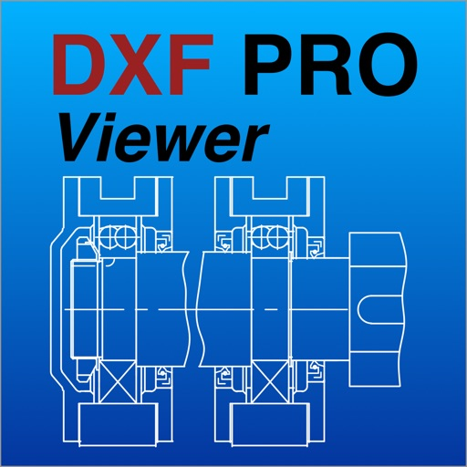 DXF PRO Viewer