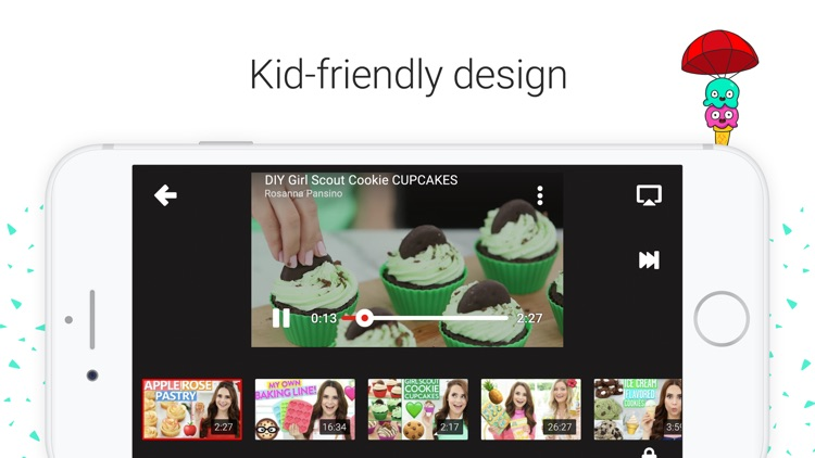 YouTube Kids screenshot-4