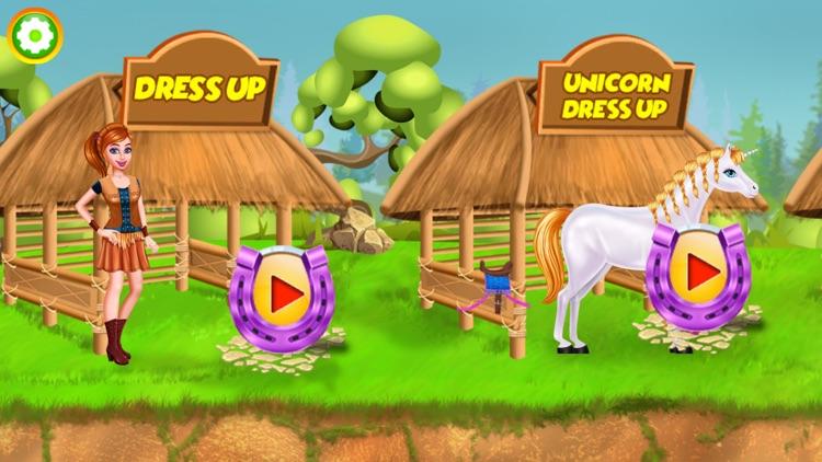 Unicorn Princess Braid Salon screenshot-4