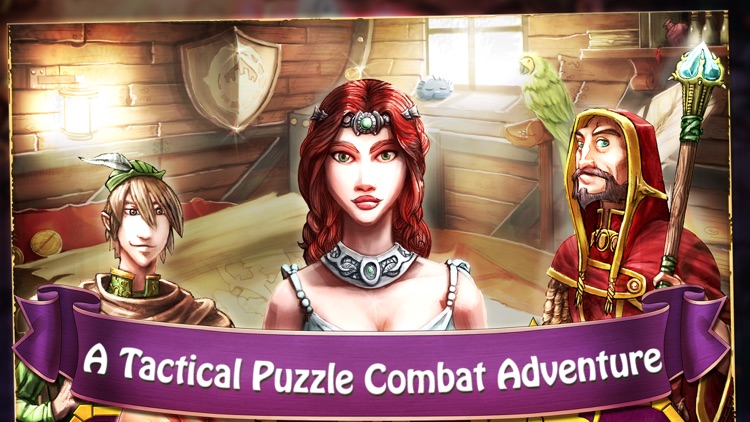 Puzzle Warriors Adventure screenshot-0