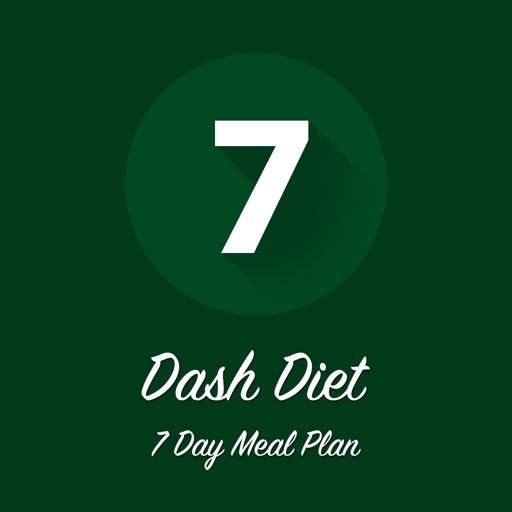 Dash Diet: A 7 day diet plan