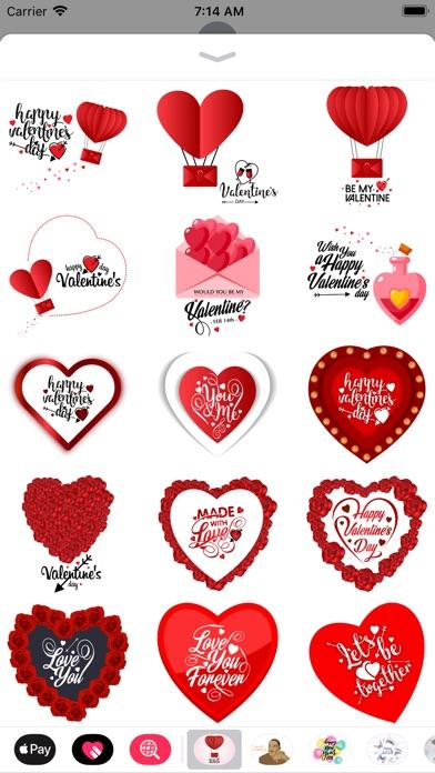 Love & Valentine Message screenshot 3