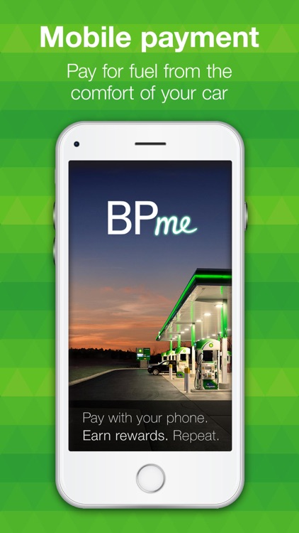 BPme: Pay for Fuel in Your Car