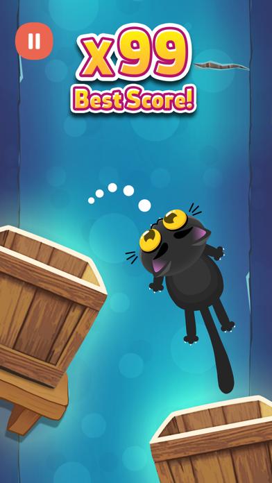 Kitty Jump!! screenshot 4
