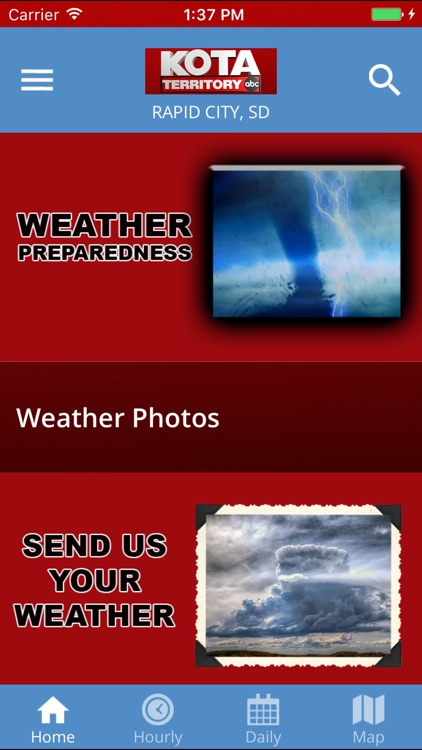 KOTA Mobile Weather screenshot-4
