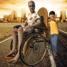 Activities of Save Granny Happy Wheels 2