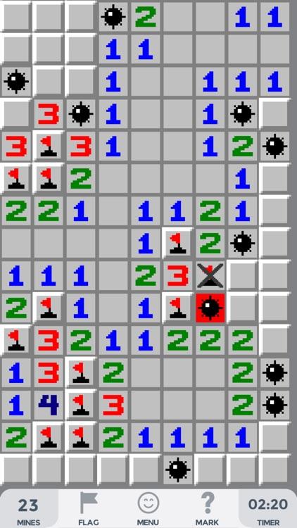 Minesweeper Go screenshot-0