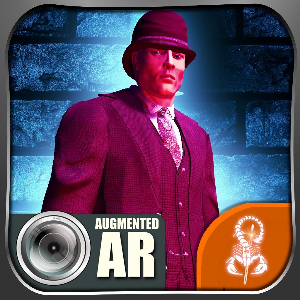 Augmented AR Detective Mystery hack
