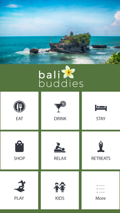 Bali Buddies screenshot one
