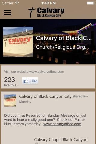 Calvary Black Canyon City - náhled