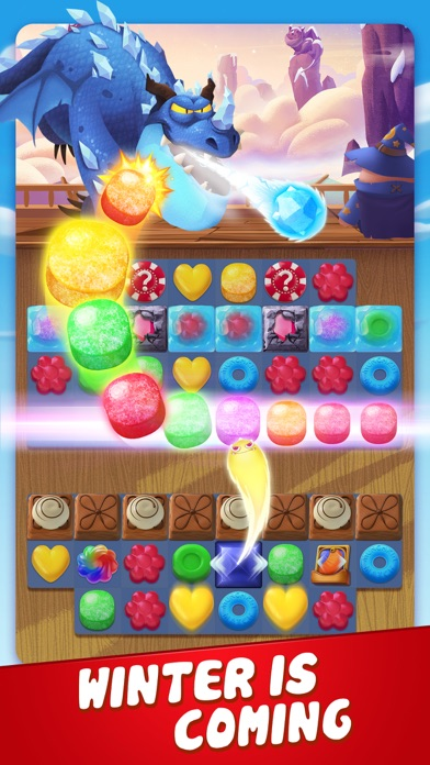 Munchkin Match-パズル ゲームのスクリーンショット3