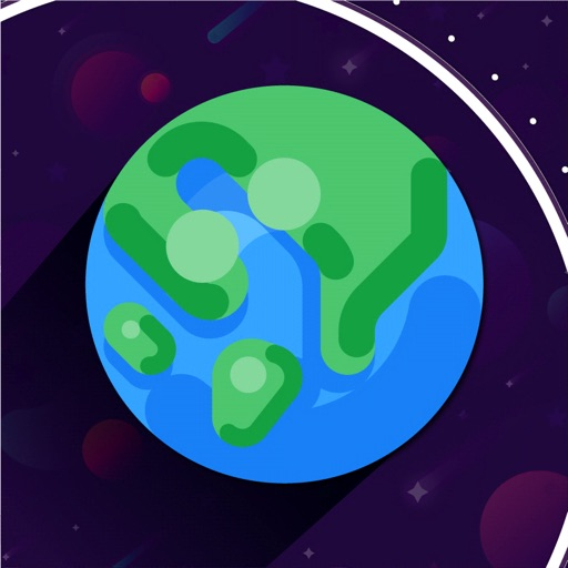 Download Planet Circle free for iPhone, iPod and iPad