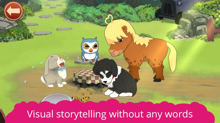 Peppy Pals Farm: Social Skills screenshot-0