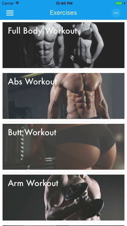 Home Workout - Lose Weight Trainer - Six pack body