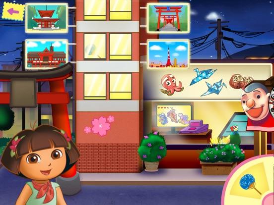 Dora's Worldwide Adventure