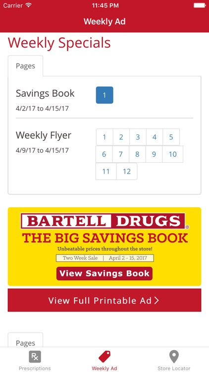 Bartells Drugs screenshot-3