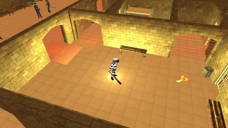 Prisoner Escape Story 3D