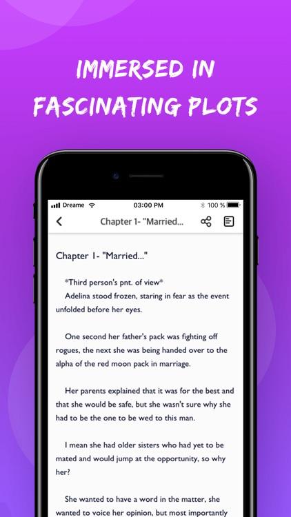 Dreame - Reading Dreamy Story screenshot-3