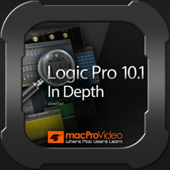 Course For Logic Pro X 10.1