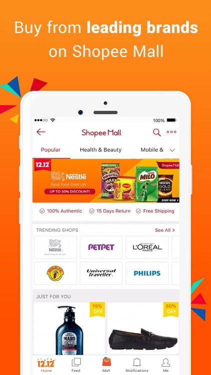Shopee MY: 12.12 Birthday Sale screenshot-4