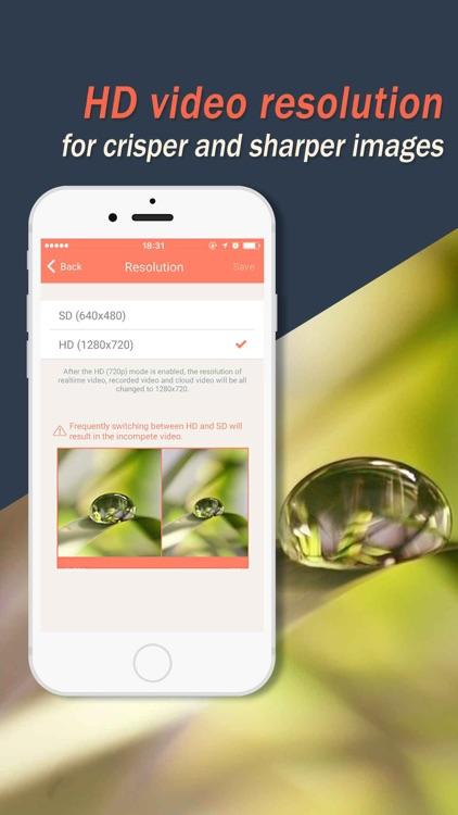 AtHome Camera surveillance app screenshot-3