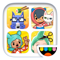 App Icon for Toca Box of Essentials App in Denmark IOS App Store